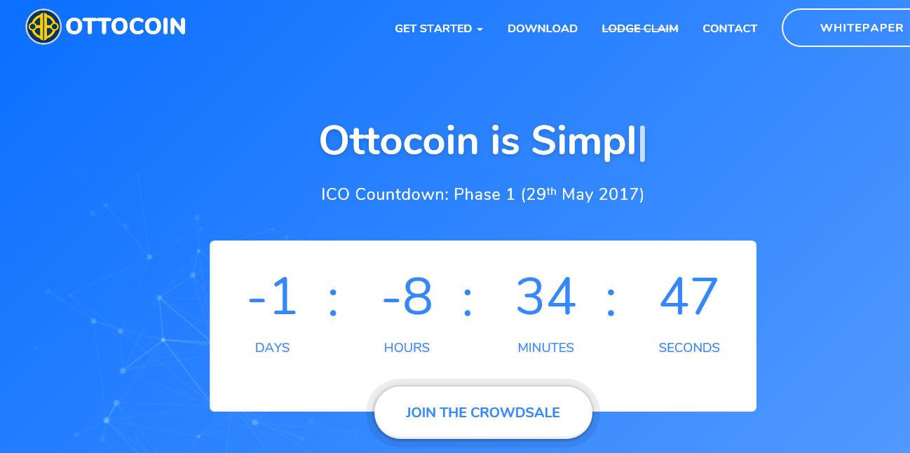 ottocoin 管理画面
